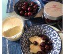Recettes de post-confinement : griottines de Fougerolles et glace vanille