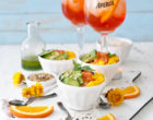 Recette de post-confinement : le poke bowl d'Aperol