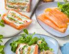 Recettte de confinement : la terrine froide de saumon fumé aux herbes et petits légumes