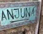Anjuna Beach - Eze