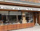 Crans-Montana : les fromages de la Laiterie