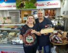 Villeneuve-Loubet: les bons produits de Roxane et Jean-Denis