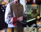 Hong-Kong : le China Club vu par Maurice Rougemont