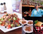 Beaulieu-sur-Mer : Gilbert Vissian et sa salade niçoise vus par Maurice Rougemont