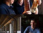 La Couarde-sur-Mer : le vigneron et les deux œnologues vus par Maurice Rougemont