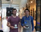 Brest : les cafés de Clément