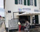 Saint-Clément-des-Baleines : des huîtres chez Jacques