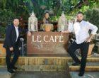 Saint-Tropez:  le nouveau Café des Lices