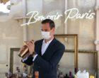 Paris 8e : tartines avec vue au Crillon