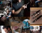 Sauveterre-de-Rouergue : l'art des belles lames vu par Maurice Rougemont