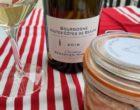 Foie gras et hautes côtes de Beaune © GP