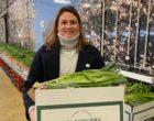 Rungis : les beaux légumes d'Alexia Charraire