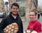 Paris 9e : la belle union en boulangerie de Charles et Maeva