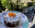 Cake aux zestes et quartiers d'orange © GP