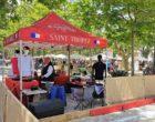 Saint-Tropez: produits et vins en liesse aux Lices