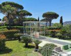 Gassin/Saint-Tropez: un jardin gourmand en forme de Kube