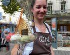 Vaison-la-Romaine : une glace (ou plusieurs) chez Léone