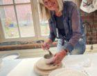 Quesnoy-sur-Deûle : la céramique selon Véronique Guermonprez